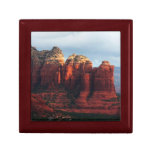 Cloudy Coffee Pot Rock in Sedona Arizona Jewelry Box