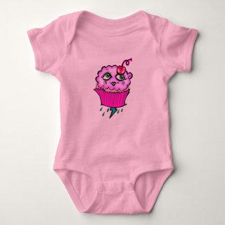 Cloudy Cupcake Infant Creeper