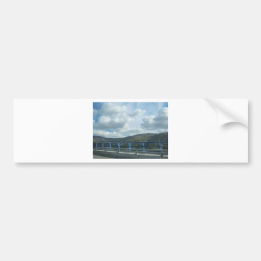 Cloudy Day 2 Bumper Sticker