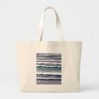 Cloudy Day 2 - CricketDiane Ocean Art Canvas Bags