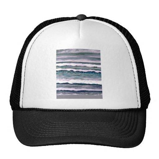 Cloudy Day 2 - CricketDiane Ocean Art Hats