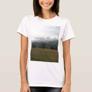 Cloudy Day at Cades Cove T-Shirt