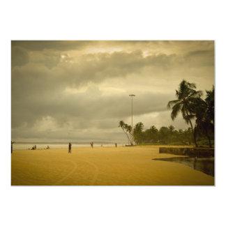 Cloudy Day in Goa Card