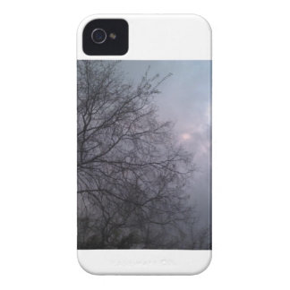 Cloudy day iPhone 4 case