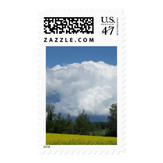 Cloudy Day Stamp