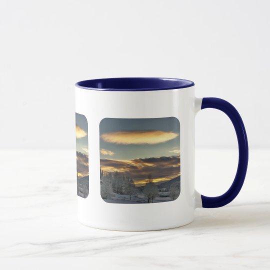 Cloudy Mothership Mug