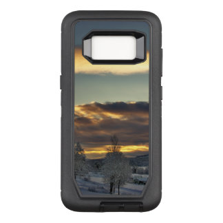 Cloudy Mothership OtterBox Defender Samsung Galaxy S8 Case