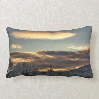 Cloudy Mothership Pillows