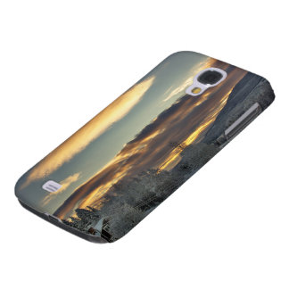 Cloudy Mothership Samsung Galaxy S4 Case
