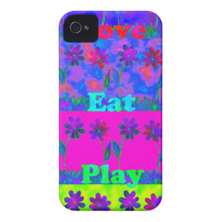 Cloudy Nice Day Better Night.png Case-Mate iPhone 4 Case