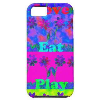 Cloudy Nice Day Better Night.png iPhone SE/5/5s Case