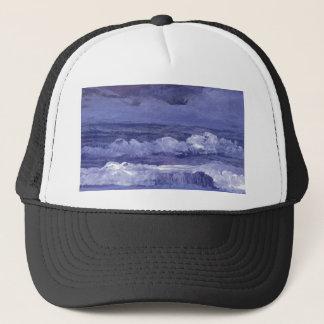 Cloudy Night Sea - CricketDiane Ocean Art Trucker Hat