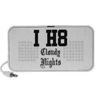 cloudy nights iPod speaker