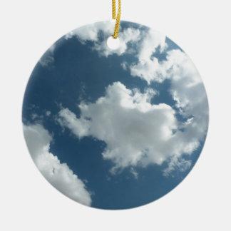 Cloudy Ornament