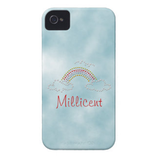 Cloudy Rainbow iPhone 4 Cover