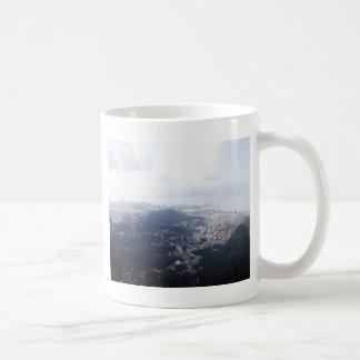 Cloudy Rio de Janeiro Coffee Mug
