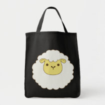 Cloudy Sheep Tote Bag