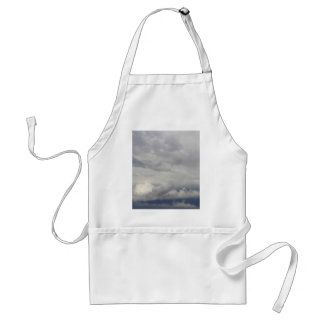 Cloudy Skies Adult Apron