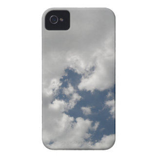 Cloudy Skies Blackberry Bold Case