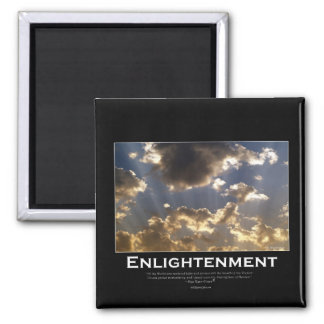 Cloudy Skies Inspirational Gifts 2 Inch Square Magnet