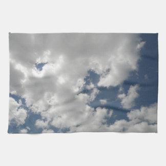 Cloudy Skies Kitchen Towel