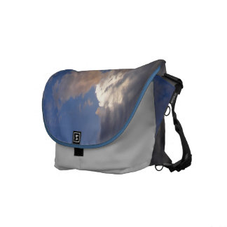 Cloudy Skies Messenger Bag