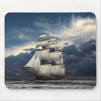 Cloudy Skies Mouse Pad