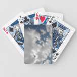 Cloudy Skies Playing Cards