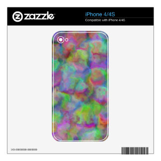 Cloudy Skins For The iPhone 4S