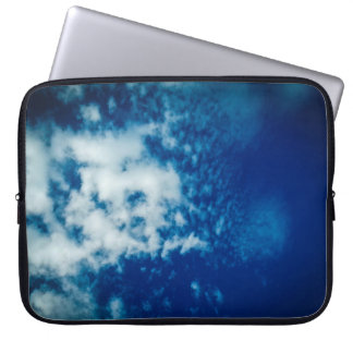 "Cloudy Sky 15"" Laptop Case"