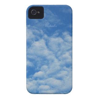 Cloudy Sky Blackberry Case-Mate Case