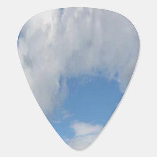 Cloudy Sky Guitar Pick Guitar Pick