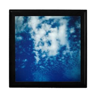 Cloudy Sky Jewelry Box