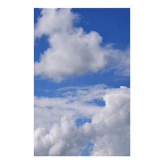 Cloudy Sky .jpg Stationery