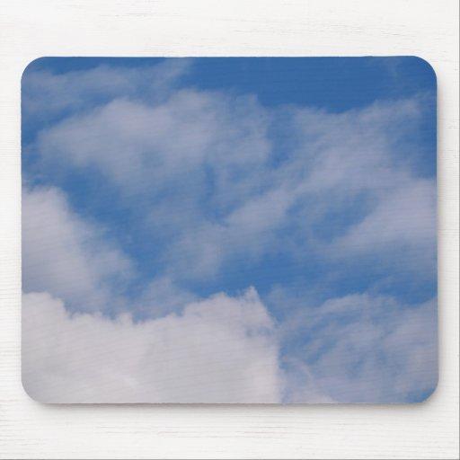 Cloudy Sky Mousepads