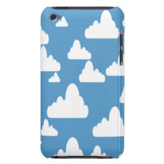 cloudy sky pattern iPod touch cover