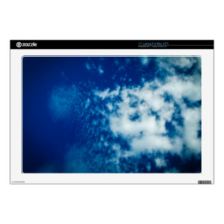 Cloudy Sky Skins For Laptops