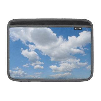 Cloudy Sky Sleeve For MacBook Air