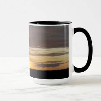 Cloudy Sunset Mug