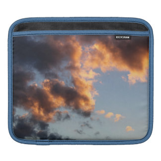 Cloudy Sunset Sleeve For iPads