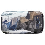 Cloudy Valley painting Galaxy S3 Cases