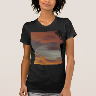 Cloudy waves shirt