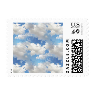 Cloudy Weather - Postage