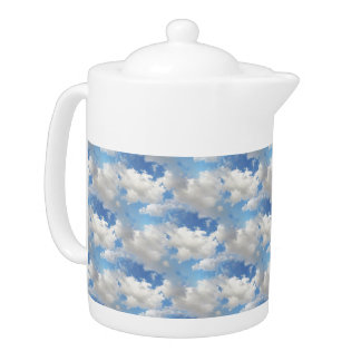 Cloudy Weather - Teapot
