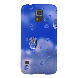 Cloudy with a chance of rain case for galaxy s5