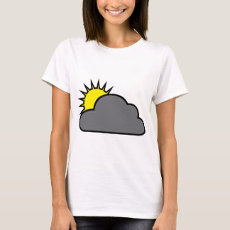 Cloudy with Sunny Spells T-Shirt