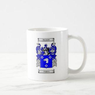 Clougherty Coat of Arms Classic White Coffee Mug