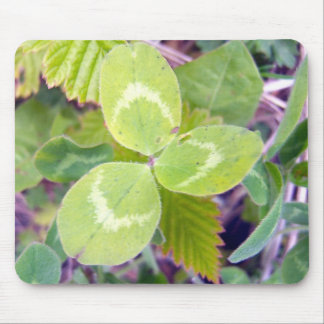 Clover 1 mouse pad