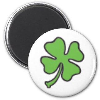 clover 2 inch round magnet