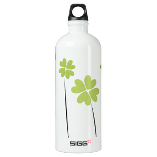Clover Aluminum Water Bottle